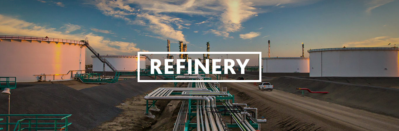 Co-op Refinery Complex